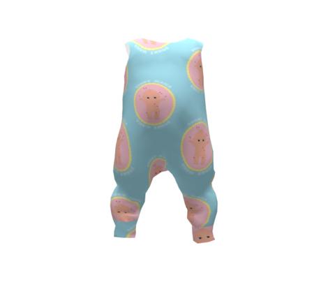 Sorry Mama Voodoo Cutie - Pastels