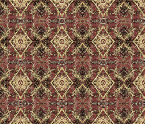 red_maple_and_pampas_0031b fabric by leroyj on Spoonflower - custom fabric