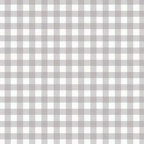 Whimsy  Coordinate - Grey Gingham