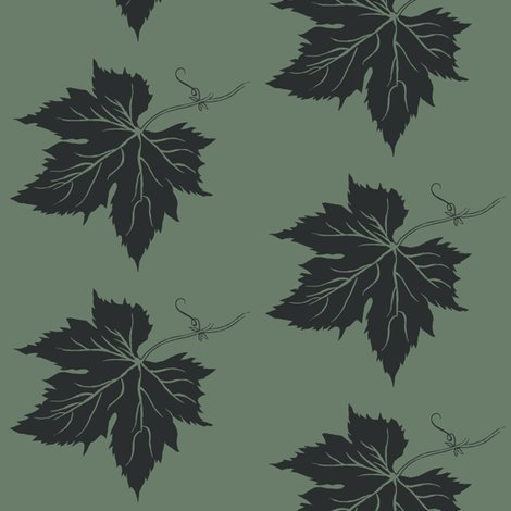 Rrrra_new_look_hop_leaf_charcoal_stencil_on_dk_green_shop_preview
