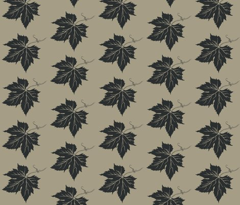 Rra_new_look_hop_leaf_charcoal_stencil_on_old_linen_shop_preview