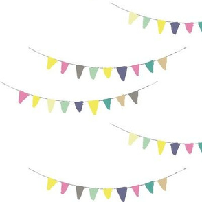 A good day for bunting