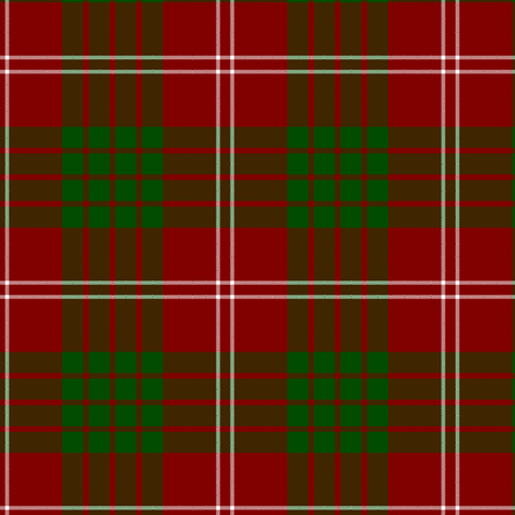 Clan Crawford Tartan - Large fabric by thinlinetextiles on Spoonflower - custom fabric