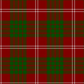 Clan Crawford Tartan - Large