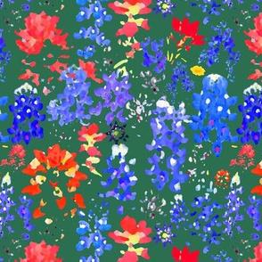 Texas Flower Field