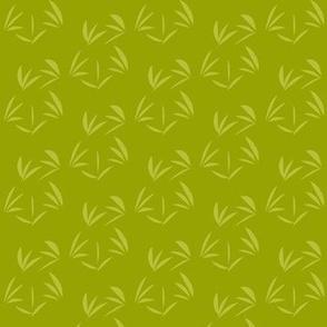 Celery Juice Oriental Tussocks on Kiwifruit Green