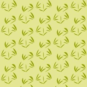 Kiwifruit Oriental Tussocks on Green Ginger