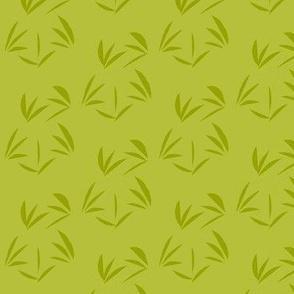 Kiwifruit Green Oriental Tussocks on Celery Juice -  Scale