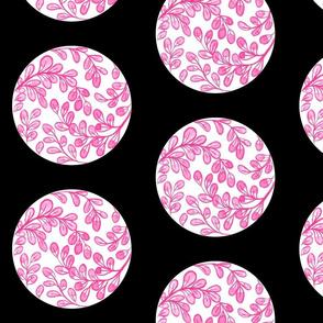 Japanese Spot Leaf Embrace Pink