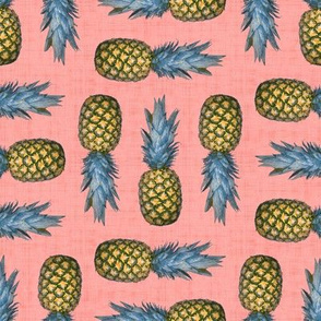 Pineapples (Coral)