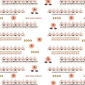 Aztec Beauty Pattern