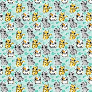 Kitty Pattern