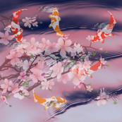 Japanese_Reflections_with_Blossom_and_Koi-ed