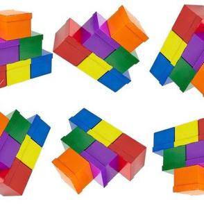 Tumbling Bright Boxes