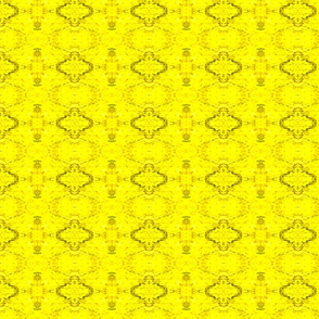 Geothermal Yellow Plain Pattern