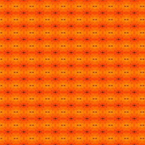 Geothermal Orange Mini Pattern