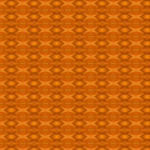 Geothermal Rusty Orange Mini Pattern