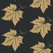 Ra_new_look_hop_leaf_pale_mustard_stencil_on_charcoal_shop_thumb
