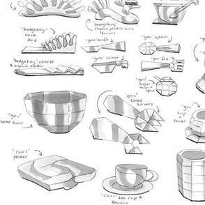 kitchenware_design_sampler
