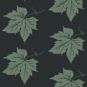 Ra_new_look_hop_leaf_dk_green_stencil_on_charcoal_shop_thumb