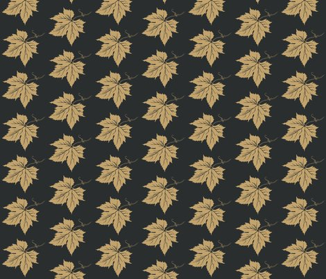 Rra_new_look_hop_leaf_pale_mustard_stencil_on_charcoal_shop_preview