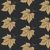 Rra_new_look_hop_leaf_pale_mustard_stencil_on_charcoal_shop_thumb