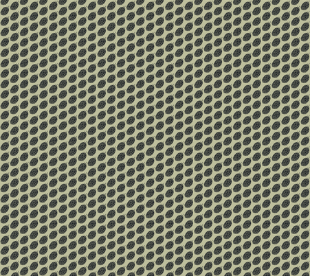 Charcoal Hop Stencil on Pale Green fabric by a_bushel_of_hops on Spoonflower - custom fabric