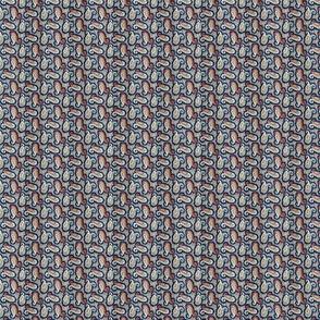 paisley roller print