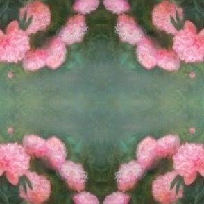 Sweet Peonies from Pastel Art