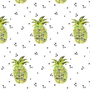 Batik Pineapple