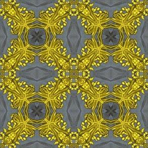 gold filigree III
