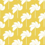 Pinwheels Yellow