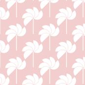 Pinwheels Pink