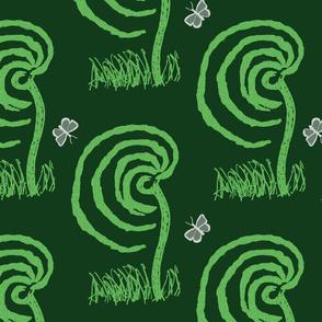 Mixed Greens Willows 2