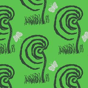 Mixed Greens Willows 1