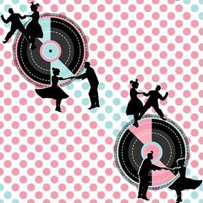 1950s Jive Dance