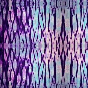 Arashi Turq & Purple Hues
