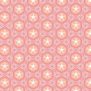 Little Starfish Circles Pattern