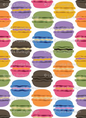 Rainbow Macarons small