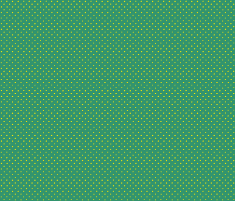 paisley-ensemble-green-dots fabric by lonna_jordan on Spoonflower - custom fabric