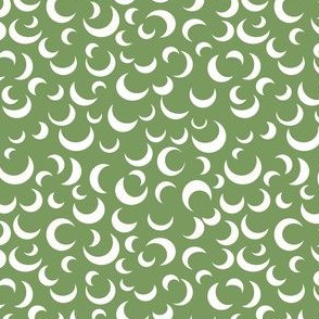Crescents Green