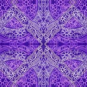 Along the Purple Paths