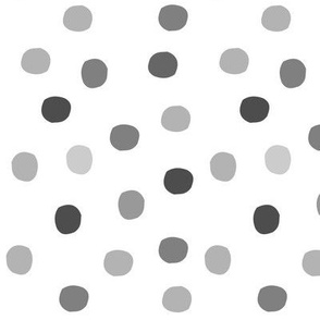 Charcoal_Handrawn_Polka_Dot