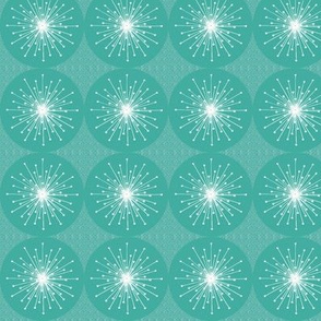 Mid century dandelion