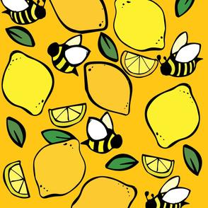 Beehive Lemonade pattern