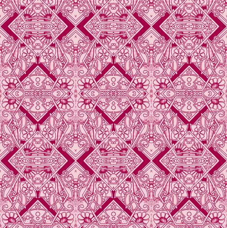 Hep to the Jive fabric by edsel2084 on Spoonflower - custom fabric