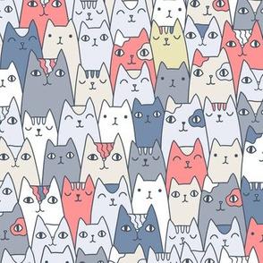 cats pattern 6