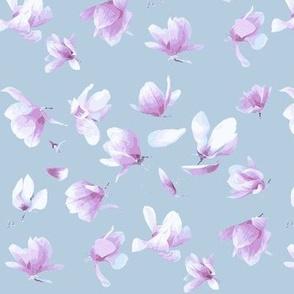 Tulip Magnolia (Periwinkle)