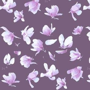 Tulip Magnolia (Dark Plum)