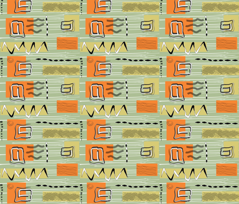 Citrus Dreams fabric by gigirn46@aim_com on Spoonflower - custom fabric